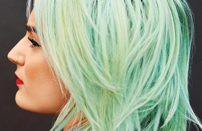 green-pastel-hair-colour-trend-2018-2019-north-shore-salon-hairdresser-auckland