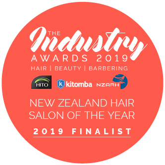 New Zealand Hair Salon of the year - 2019 Finalist
